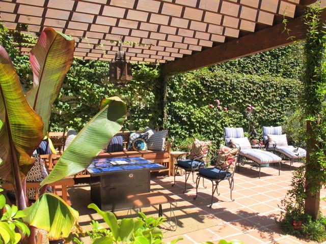 Spanish Style Backyard Re do : mediterranean patio from www.houzz.com size 640 x 480 jpeg 168kB