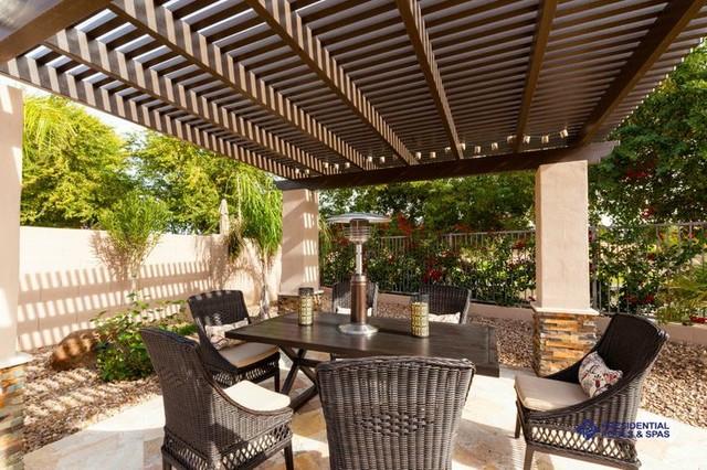 Spring Trends 2014 Rustic Patio Phoenix By Scottsdale Design Center