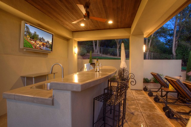 Stags Leap - Outdoor Living modern-patio