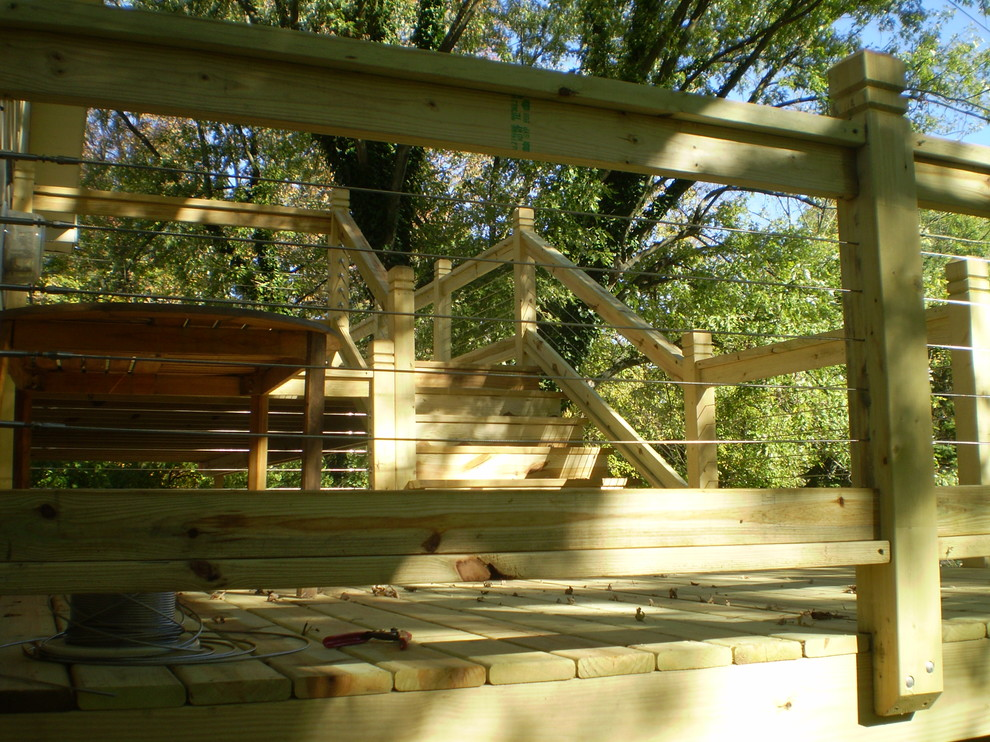 Inspiration for a timeless patio remodel in Indianapolis