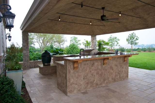 Steiner traditional-patio