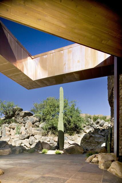 Stone Canyon Home IV mediterranean-patio