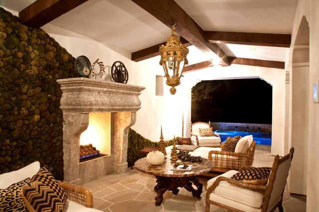 Stone Fireplace Mantels Patio Orange County By Neolithic Design Stone A
