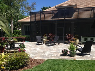 Stone Pavers Outdoor Living 37