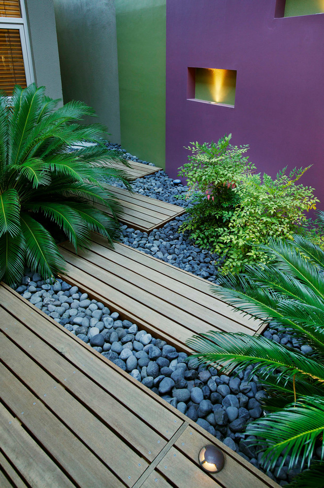 SUBIACO COURTYARD - Contemporary - Patio - Perth - by ...
