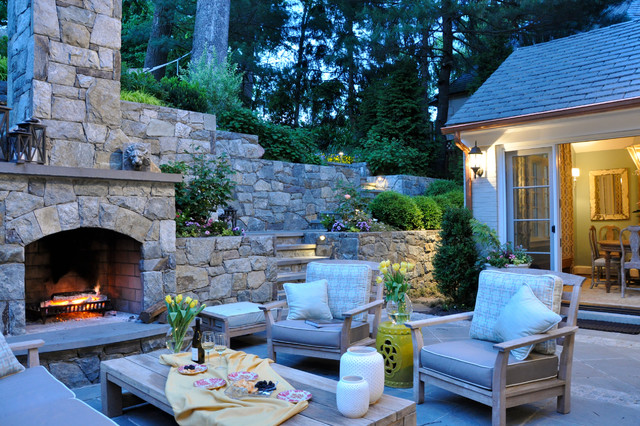 Suburban DC - Cahill Residence traditional-patio