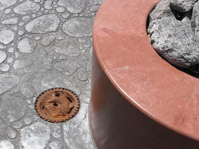 Sue Residence modern-patio