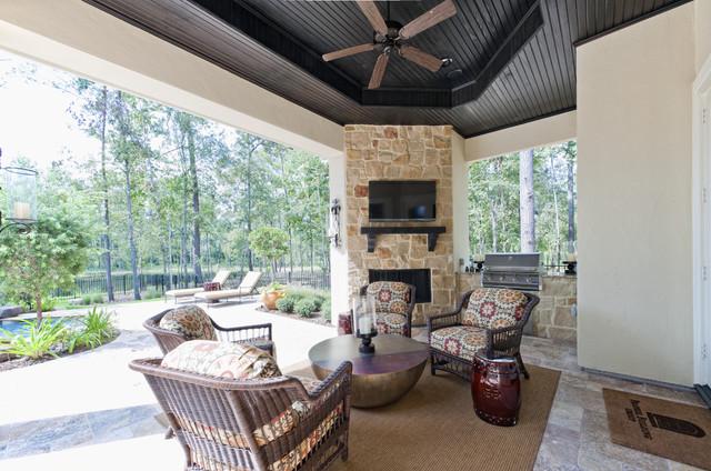 Sullivan, Henry, Oggero and Associates, Inc. contemporary-patio