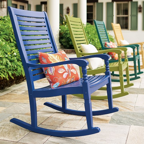 Fourth of July furniture