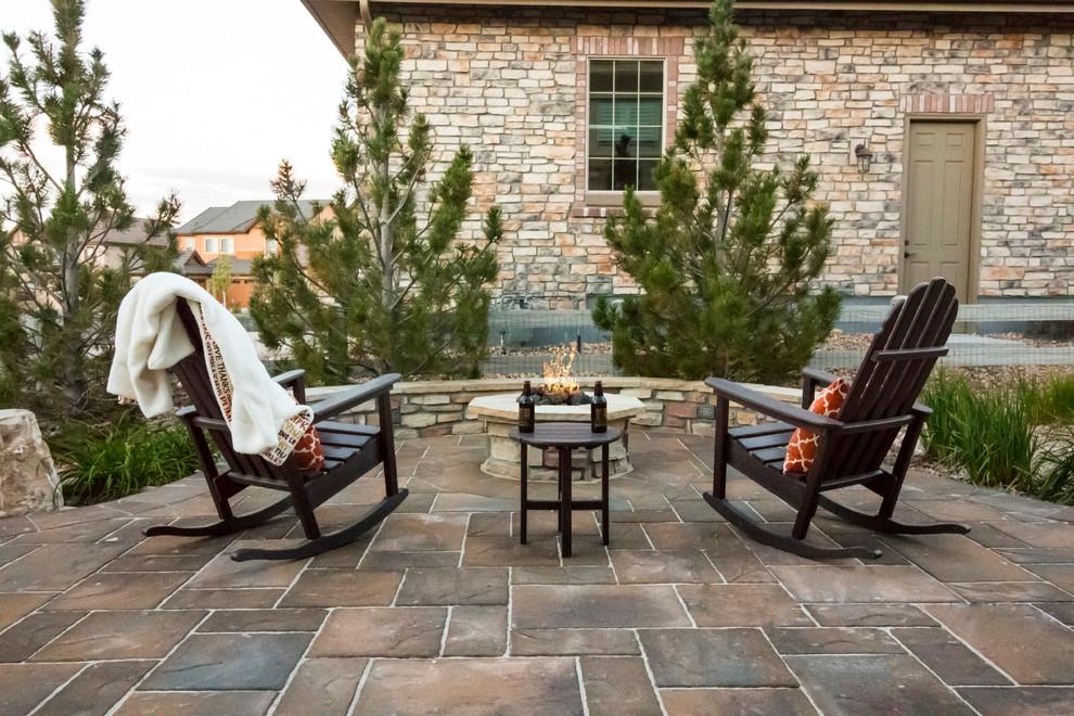 SUN DOWN - Rustic - Patio - Denver - by Elite Landscape ... on Elite Landscape And Outdoor Living id=95752