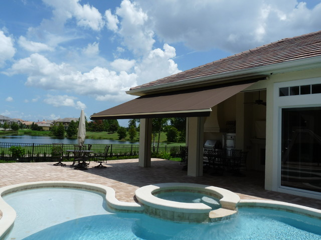 Sunesta Retractable Awnings - Modern - Patio - Orlando ...