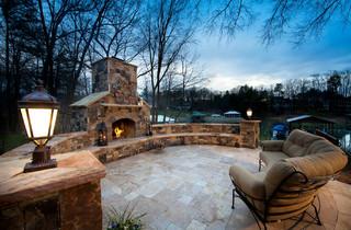 Sunmar construction classique terrasse et patio for Construction classique