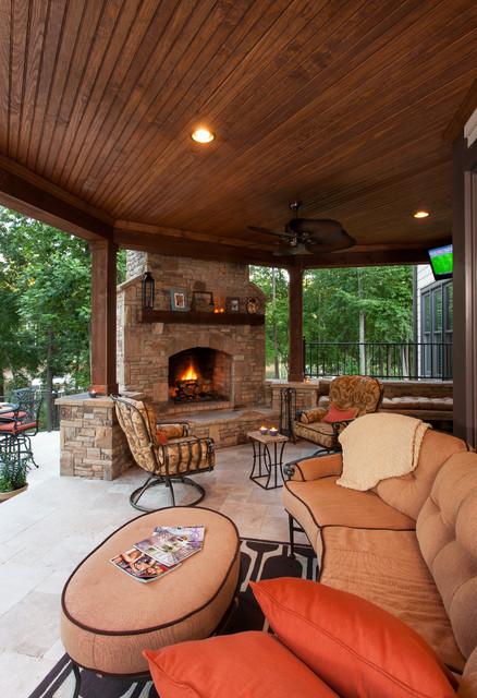 Sunmar Construction traditional-patio