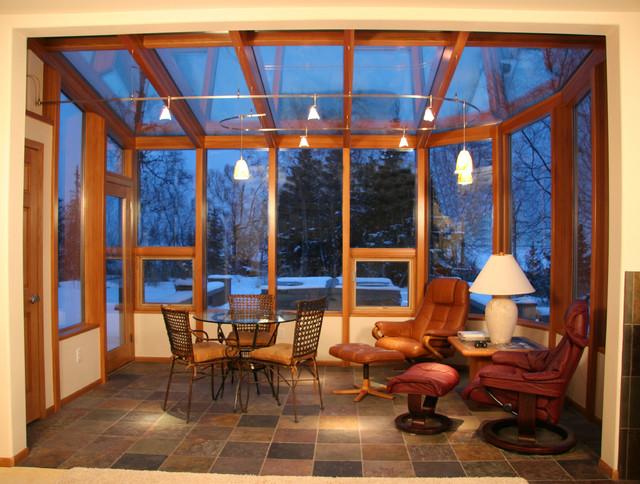 Sunroom Addition contemporary-patio