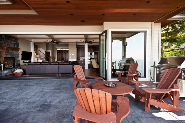 SUNSHINE COAST NEW BUILD traditional-patio