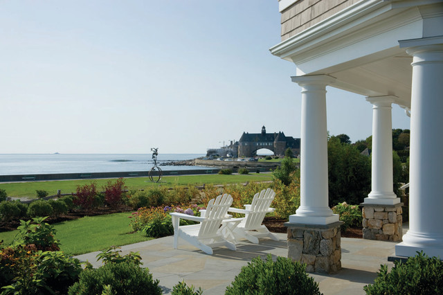 Surfside Narragansett traditional patio