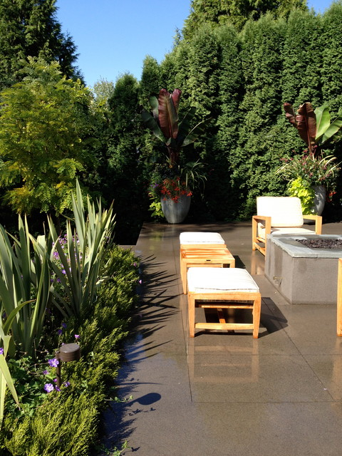 SW Portland contemporary-patio