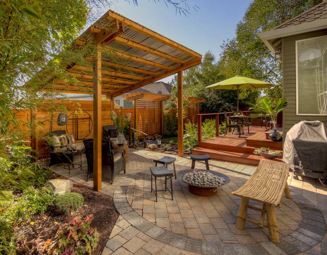 swigart project - traditional - patio - portland