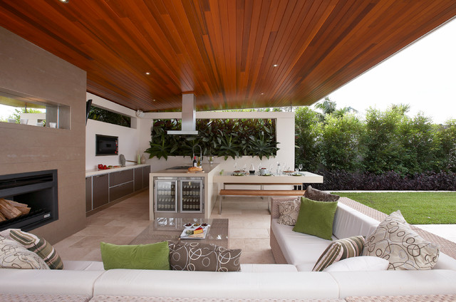 Sydney Living Contemporary Patio Sydney by Dean Herald Rolling Stone