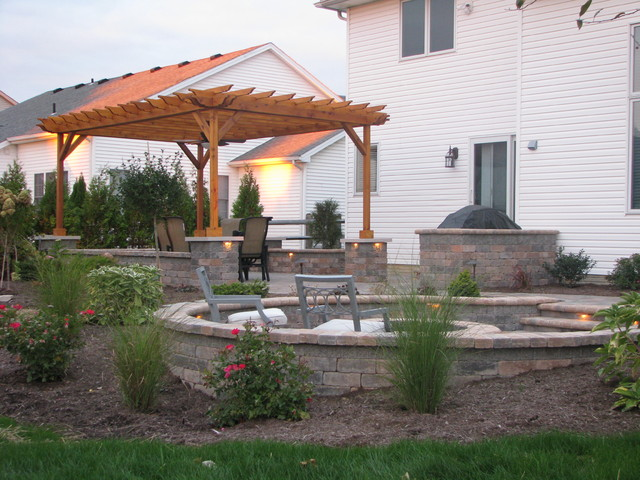 Sylvania, OH. Patio traditional-patio