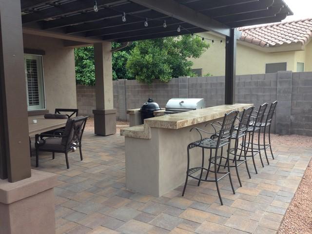 Take It Outside With Arizona Backyard Entertaining Patio