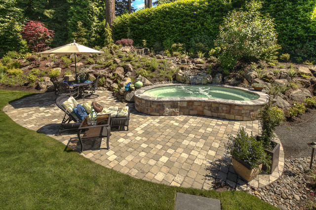 Talwalker Project Mediterranean Patio Portland By