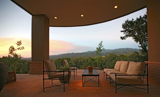 Tano contemporary-patio