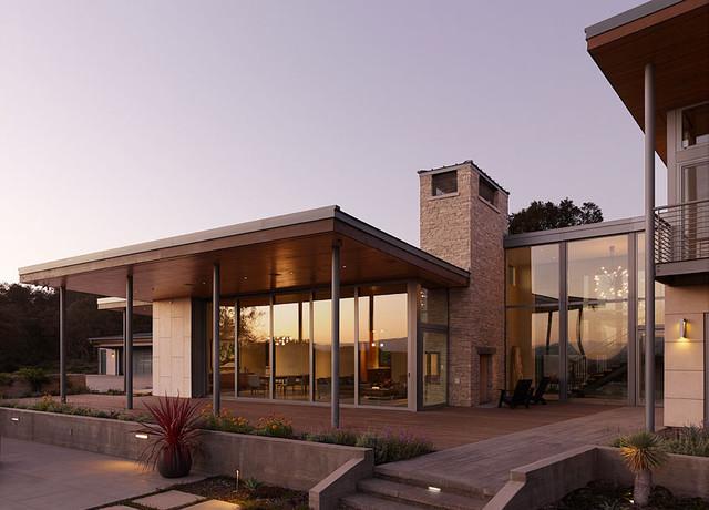 taylor lombardo architects modern patio san francisco by taylor lombardo architects. Black Bedroom Furniture Sets. Home Design Ideas