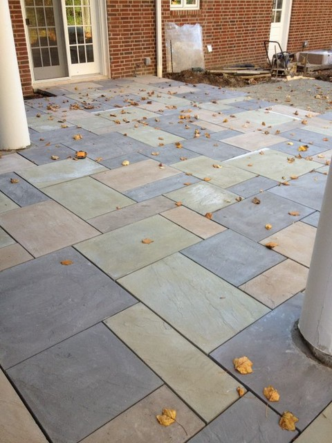 Techo Bloc Aberdeen Paver Patiotraditional Patio Philadelphia