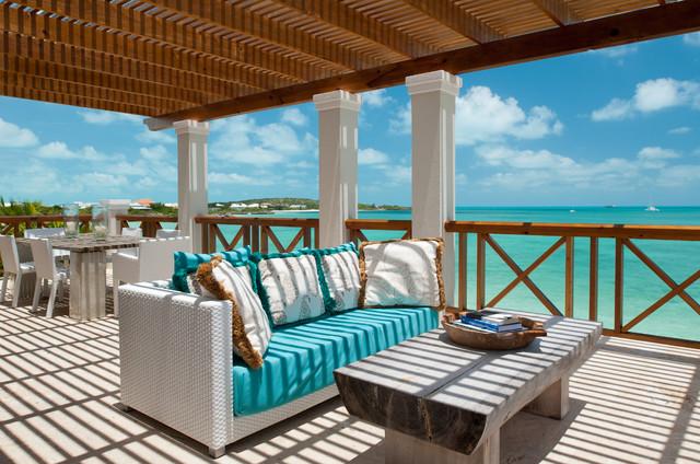 Turks Patio tropical-patio