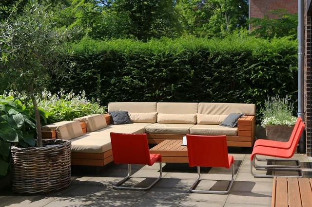 Terrassenmöblierung modern-patio