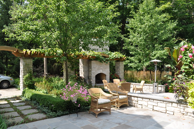 Peter Wodarz Milieu Design Llc Traditional Landscape