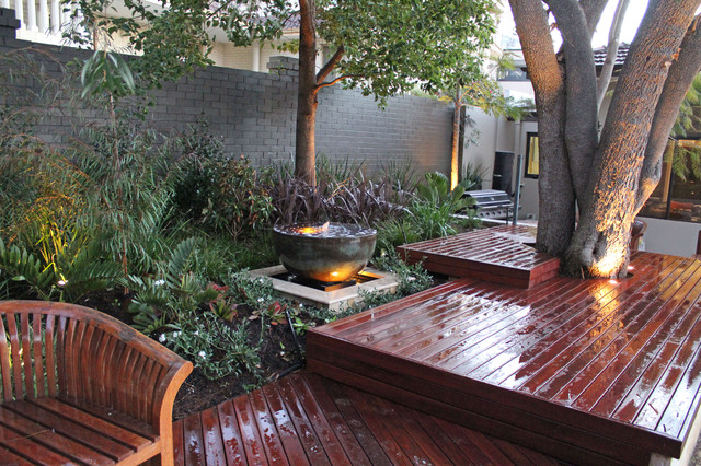 The Big Garden Revamp Stage 1 Tropical Patio
