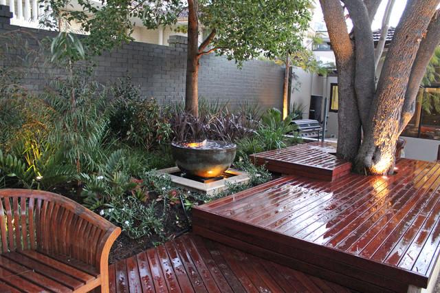 Garden Ideas Perth the big garden revamp-stage 1 - tropical - patio - perth -