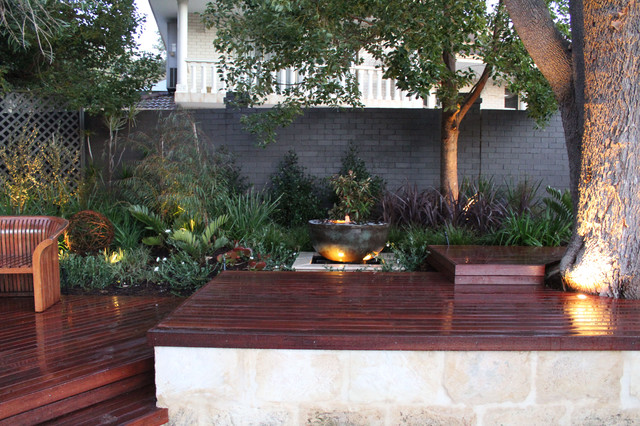 The Big Garden Revamp Stage 1 Tropical Patio Perth