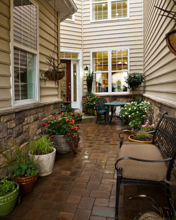 The Courtyards at Brandywine Patio - Traditional - Patio - Wilmington