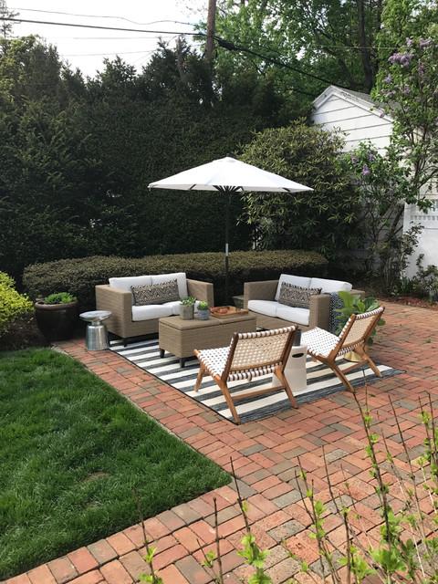The Fairway patio