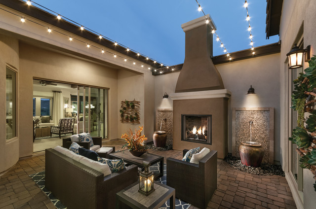 The Fruition   Transitional   Patio   Phoenix   By David ...