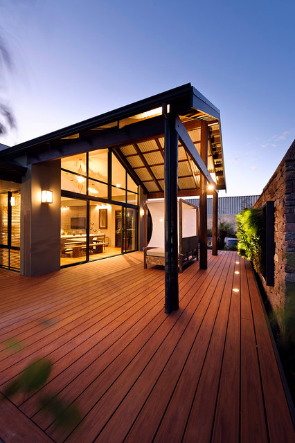 the karridale retreat contemporary patio perth by
