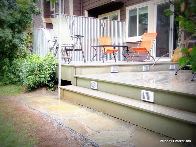 The Modern Patio modern-patio