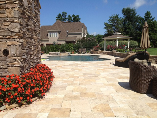 The Point at Lake Norman traditional-patio