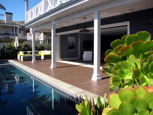 The Sandberg Home eclectic patio