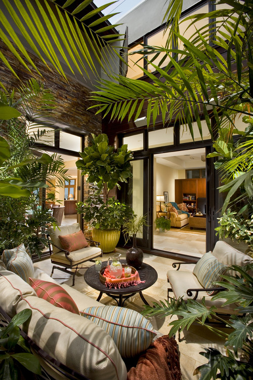 10 Indoor Gardens That Definitely Bring The Outdoors In