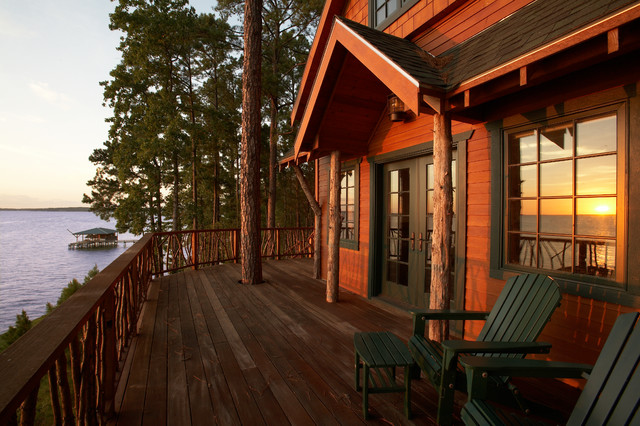 The Treehouse traditional-patio