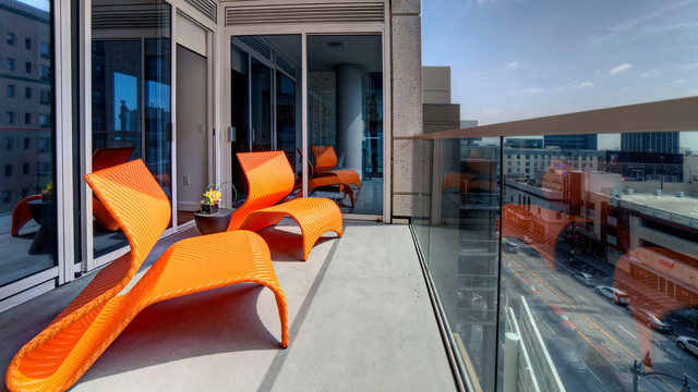 The w hollywood unit 70 for Idee portico florida