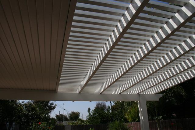 Thompson : Patio Cover contemporary-patio