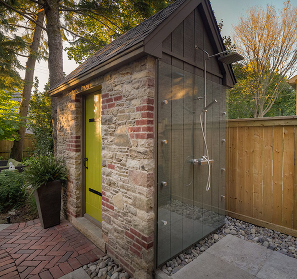 Tight Spaces - Transitional - Patio - Toronto - by ...