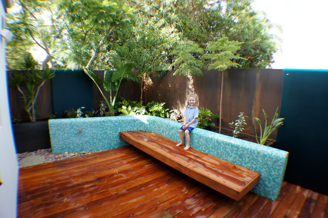 Tiny perth courtyard contemporary patio perth by for Courtyard landscaping perth