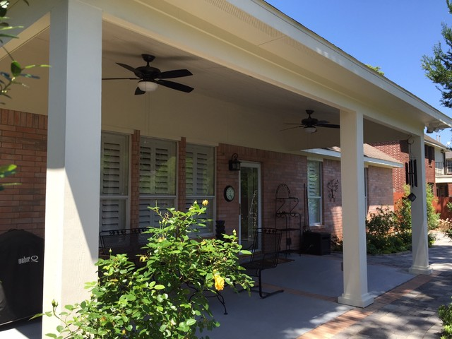 Tomball Tx Patio Cover Of The Month May 2015