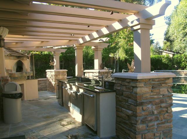 Trade Partners Showcase traditional-patio